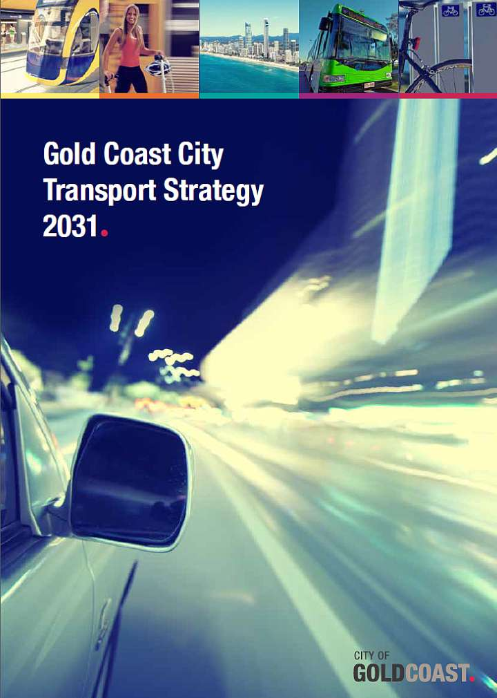 City of Gold Coast Transport Strategy