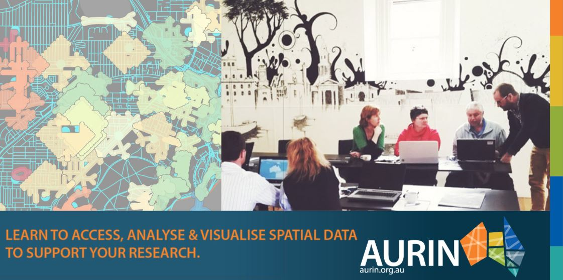 RDA Gold Coast - AURIN Spatial Mapping Workshop