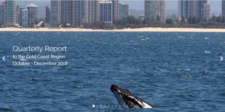 Quarterly Report to the Gold Coast Region