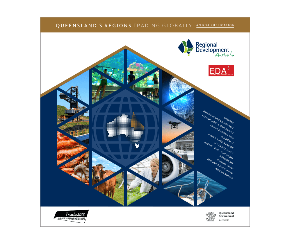Publication puts Qld RDAs in trade spotlight